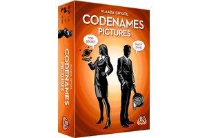 White goblin Codenames - Pictures