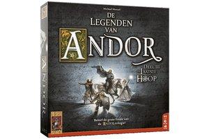 999 Games De Legenden van Andor - De laatste Hoop
