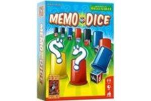 999 Games Memo Dice