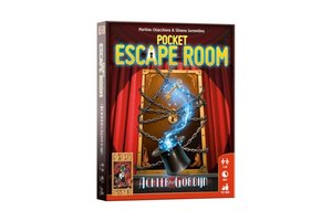 999 Games Pocket Escape Room - Achter het Gordijn