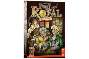 999 Games Port Royal Uitbreiding