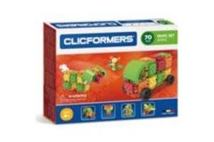 Clics Clicformers - Basic Set 70stuks