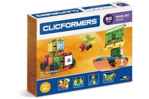 Clics Clicformers - Basic Set 90stuks