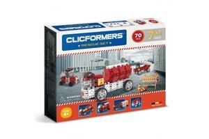 Clics Clicformers - Rescue Set 73stuks