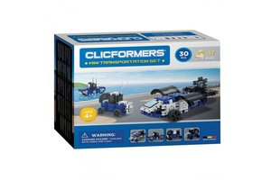 Clics Clicformers - Mini Transport Set 4-in-1 (30stuks)