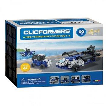 Clics Clicformers - Mini Transport Set 4-in-1 (30stuks)