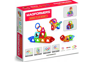 Clics Magformers Basic Plus Set 30stuks
