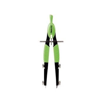Aristo Snelverstelpasser - neon groen