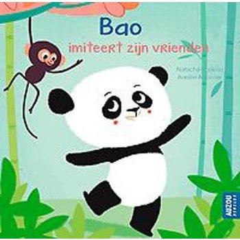 Bao imiteert zijn vrienden