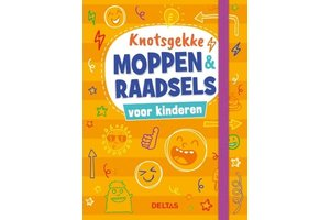 Deltas Knotsgekke moppen & raadsels voor kinderen
