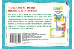 Deltas Een kaartje voor in de luchbox!