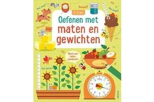 Deltas Oefenen met maten en gewichten (8-11jaar)
