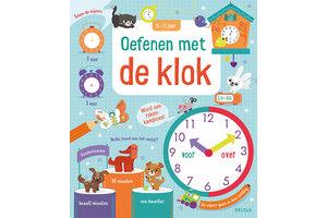 Deltas Oefenen met de klok (8-11jaar)
