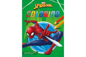 Deltas Spider-Man - Colorino kleurblok