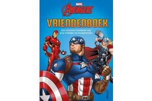 Deltas Marvel Avengers - Vriendenboek
