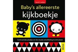 Deltas Baby's allereerste kijkboekje (vanaf 4 weken)