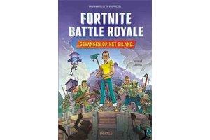 Deltas Fortnite Battle Royale - Gevangen op het eiland