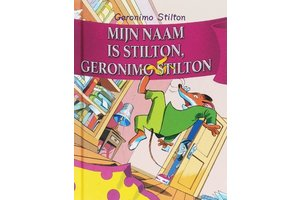 Lannoo Geronimo Stilton 01 - Mijn naam is Stilton, Geronimo Stilton