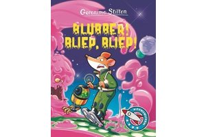 Lannoo Geronimo Stilton - Blubber! Bliep, bliep!