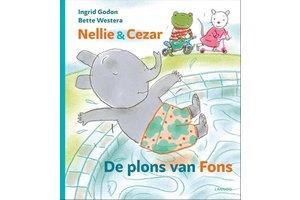 Lannoo Nellie & Cezar - De plons van Fons