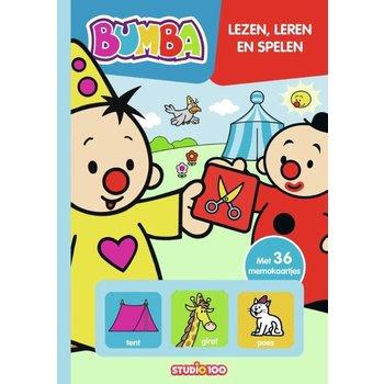Bumba - Lezen, leren en spelen (boek met memospel)