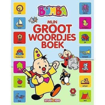 """Bumba - """"Mijn Groot Woordjesboek"""" (kartonboek)"""