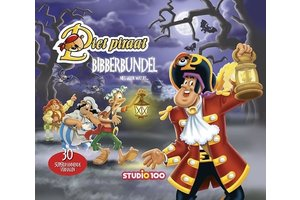 Piet Piraat - Bibberbundel griezelverhalen