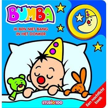 Bumba - Ik ben niet bang in het donker (kartonboekje met licht)