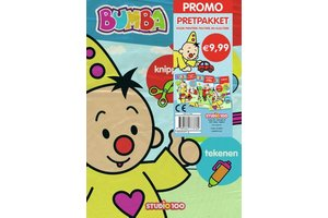 Bumba - PROMO Pretpakket (3 doeboeken)