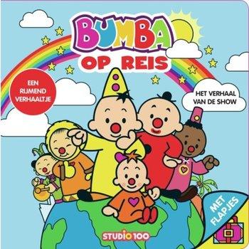 Bumba - Op reis (kartonboekje met flapjes)