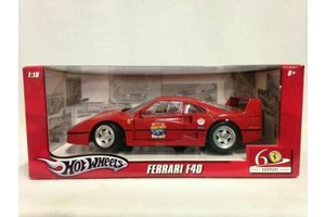 Mattel hw ferrari F40
