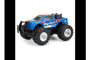New Bright Bigfoot 4x4 monster truck
