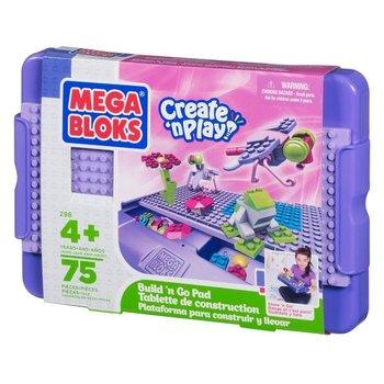 Mega Bloks Build 'n Go Pad Roze