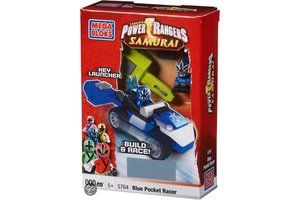 Mega Bloks Power Rangers Pocket Racers