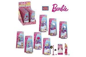 Mega Bloks barbie & fiends asst