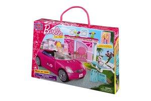 Mega Bloks Mega Bloks Barbie Droomauto