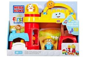 Mega Bloks M.Bloks bobby barn boerderij