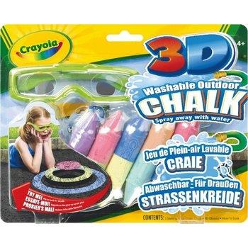 crayola 3D krijtjes