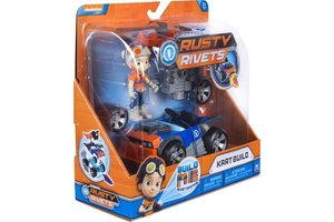 Spin Master Rusty Rivets - Buggy Build
