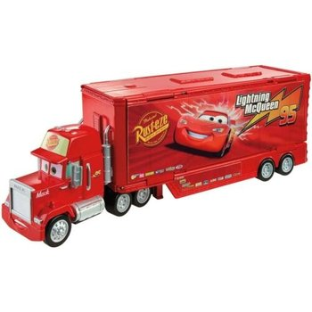 Mattel Cars Actie Drivers Mack garage speelset