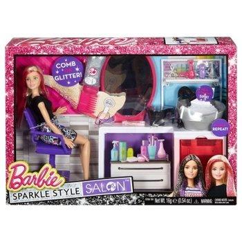 Mattel Barbie haarstudio