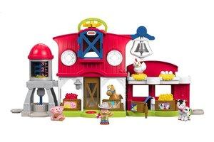 Mattel Fisher-Price Little People - Dierenverzorgingsboerderij
