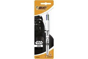 Bic BIC Star Wars 4-kleurenbalpen SHINE - 1stuk