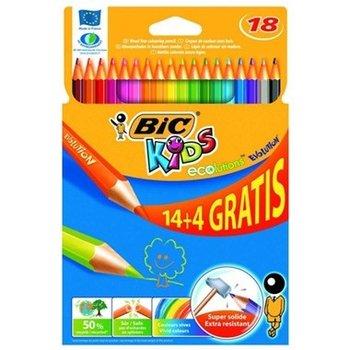 Bic BIC Kids Evolution met PICTO - 14+4 gratis