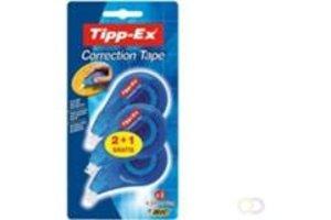 Bic BIC Tipp-Ex Easy Correct - 2+1 gratis