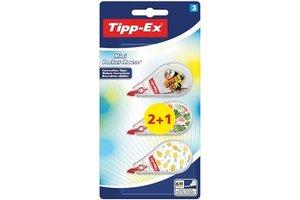 Bic BIC Tipp-Ex Mini Pocket Mouse DECOR - 2+1 gratis