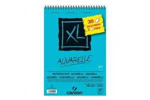 Canson Canson XL Aquarel A3 (297x420mm) 300gr/30vel