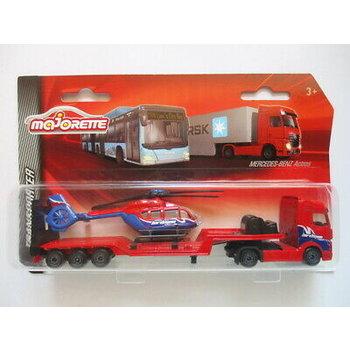Die Cast Transporter 20cm