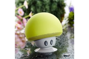 Mobility On Board Bluetooth Speaker Champignon - Geel