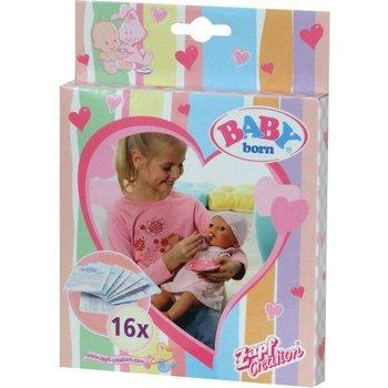 Zapf BABY Born - Voeding 12 zakjes